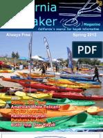 California Kayaker Magazine Spring 2012 issue