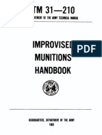 Improvised Improvised Munitions Handbook