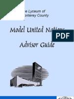 MUN Manual