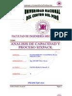 Capacidad y Proc. Sixpack