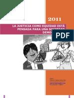 Justicia Como Equidad-Edinson Ardila