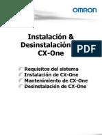 Instalacion Desinstalacion CX One GR 0711