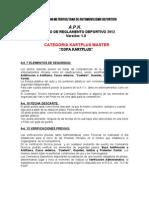 Anexo Deportivo Copa KartPlus 2012