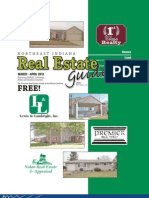 Northeast Indiana Real Estate Guide - March 2012