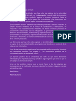 Unicatolica y Universidad Del Valle