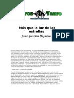 Bajarlia, Juan Jacobo - Mas Que La Luz de Las Estrellas