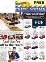 West Shore Shoppers' Guide, March 18, 2012