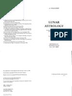 A. Volguine - Lunar Astrology