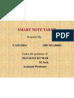 Smart Note Taken