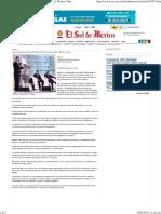 02-03-12 El sol de Mexico - Urge proyecto nacional de desarrollo con gran visión