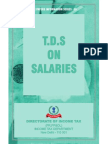 Www.incometaxindia.gov.in Archive TDS on Salaries