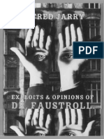 Alfred Jarry - Exploits and Opinions of Dr Faustroll Pat a Physician