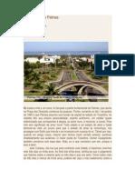 Aniversário de Palmas- a cidade mais bela do Brasil