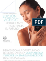 Ageloc Galvanic Brochure Spanish