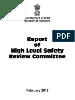 HLSRC Report