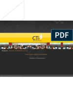 Control Towers Company Presentation
