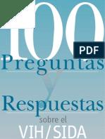 100 Preguntas y Respuestas sobre el VIH/SIDA