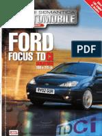 Ford Focus Tdci 100 e 115cv Manuale Tecnico