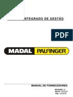 Manual de Fornecedores 2008