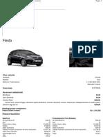 Preventivo Ford Fiesta