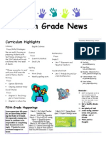 March Newsletter 2012
