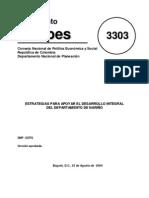1A    CONPES 33O3 COMPETIVIDAD EN NARIÑO - RICOBA