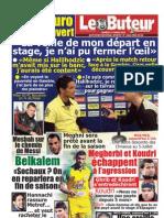 LE BUTEUR PDF du 17/03/2012
