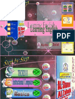 Learning english step by step