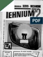 Tehnium 1-1972