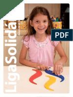 Liga Solidária - Relatório de Atividades 2011