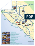 Orange County Architecture Map With LPA Designed Projects
