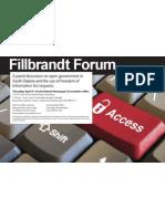 Fillbrandt Forum - Open Government
