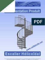 Escalier CIR 3D