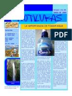 Import an CIA de Tomar Agua