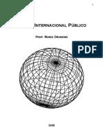 Apostila D. INT. PÚBLICO - Mario Drumond - 2008