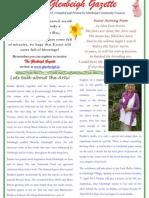 The Glenbeigh Gazette Issue No.2 14th March 2012