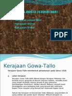 Kerajaan Islam Di Sulawesi