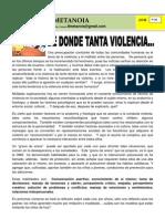 35-DE DÓNDE TANTA VIOLENCIA