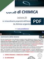 c. Gerbaldi - Chim2011 - 020 - Chimica Organica