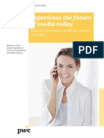 Swiss Entertainment Media Outlook 2011-2015 Final