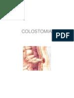 Cancer de Colon y Colostomia