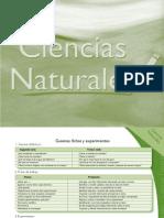 FICHERO MULTIGRADO NATURALES