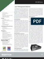 DES-3200 Series Datasheet 02(W)