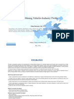 China Mining Vehicles Industry Profile Cic3712