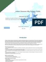 China Mono Sodium Glutamate Mfg. Industry Profile Cic1461