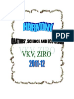 Harmony Vol.ii, The Annual Magazine of VKV Ziro