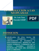 1 Introduccion a Neoplasias