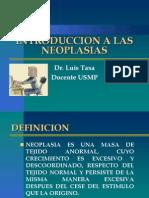 1 Introduccion a Neoplasias