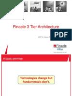 Finacle 3tier Architecture