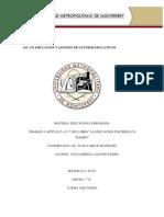 Capitulo 5 6 y 7 La Educacion Encierra Un Tesoro
